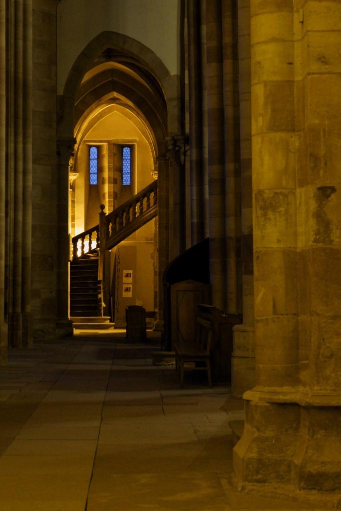 Nef latérale - Eglise St Thomas - Strasbourg