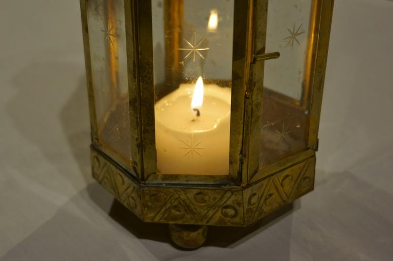 Lumière de Bethléem - Eglise St Léger - Guebwiller - 16 décembre 2012