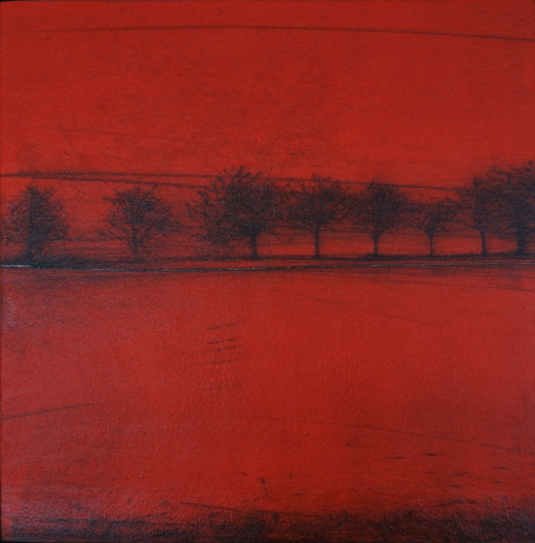 DSC09144 (Paysage rouge - 106 X 32 - Francis Hungler)